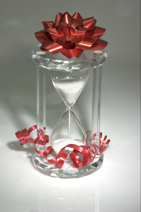 21 Days of Giving – Day 8, Gift of Time   Julette Millien