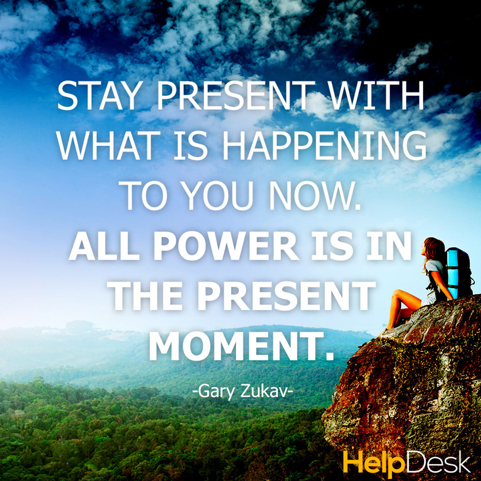 quotes about the present moment quotesgram