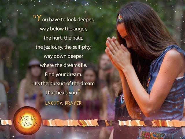 Lakota Prayers | Julette Millien
